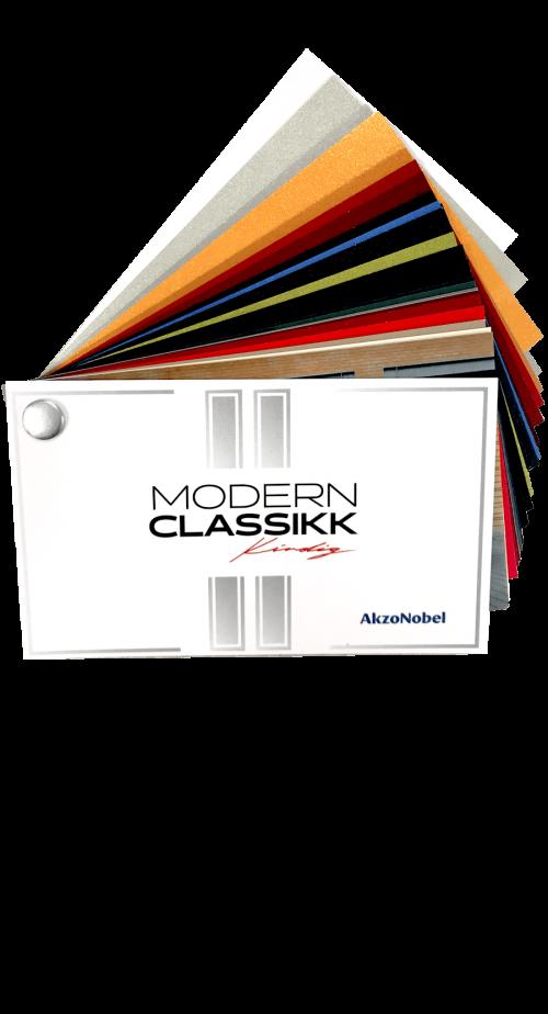 Modern Classikk Color Fan Deck - Part 1